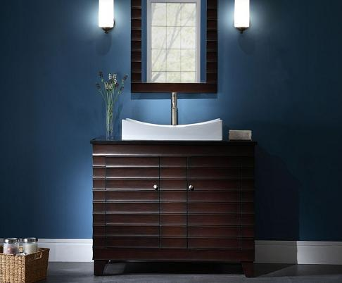 Wave Bathroom Vanity From Xylem