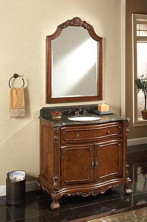 shabby refined vanity toronto dresser touch chic for an bathroom vanities whitewashed antique vintage