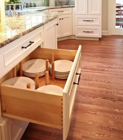 Interior Custom Kitchen Drawers kitchen cabinet trends custom design to maximize your storage space dish drawer by sawhill kitchens and inc