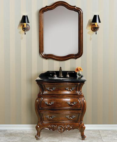 Country Bathroom Vanities french country bathroom vanities - styles to fit your taste