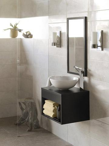 Catalina Wall Mount Vanity Cabinet From RonBow