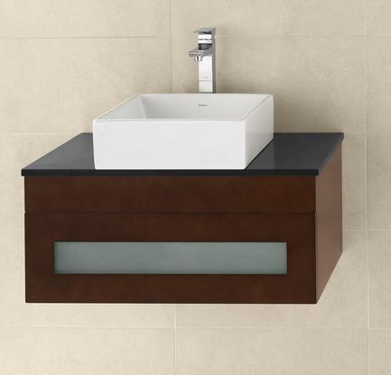 Rebecca Wall Mount Vanity Cabinet From RonBow