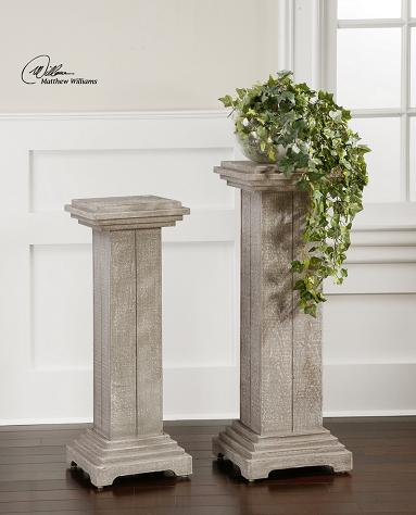 Bulan Pedestals From Uttermost