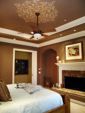 Even Though Many Ceiling Fans Come With Built In Lights, They May Not Provide All The Lighting Your Room Requires (by BRY Design)