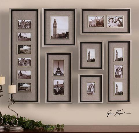 Wall Art Collage six simple ideas for choosing and hanging wall art