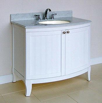 Malibu Beadboard Bathroom Vanity From Empire Industries