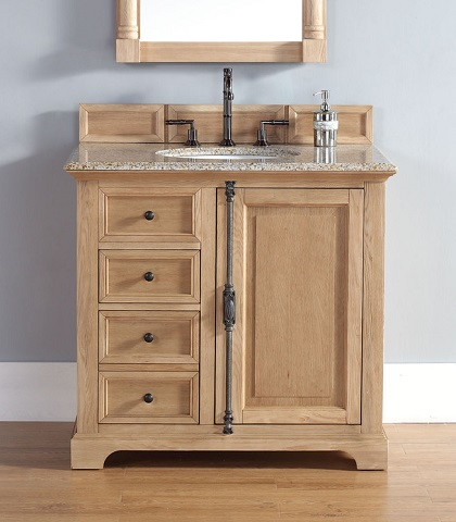 Light Wood Vanities For Bathrooms simple wood bathroom vanities for a relaxed cottage style bathroom