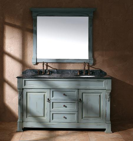 Bosco Ancient Blue Bathroom Vanity From James Martin Furniture