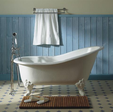 Plumbing  Marie Louise Cast Iron Clawfoot Tub From Herbeau Tubs Pros And Cons For Your Bathroom Remodel