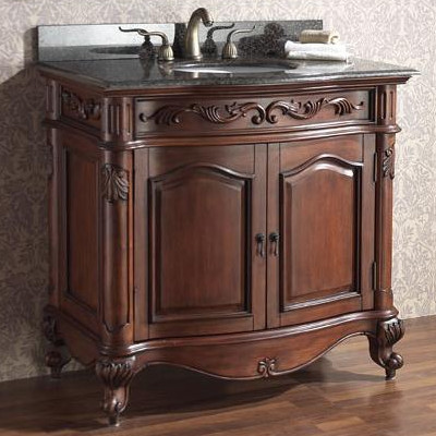 provence antique bathroom vanity from avanity - Antique Bathroom Vanity
