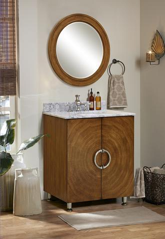 Ovation Wood Bathroom Vanity From Sagehill Design