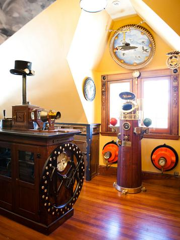 A Quick Introduction To Steampunk Style In Home Design
