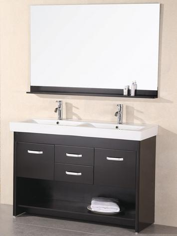 Citrus Double Sink Bathroom Vanity Set From Design Element