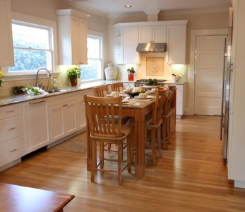 Especially In A Long, Narrow Kitchen, Clearance And Ease Of Movement Should Be Primary Concerns (by Serena Ludovico)