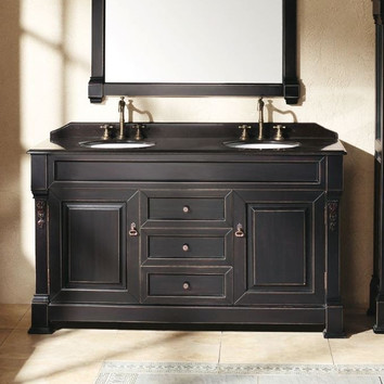 "Brookfield 60"" Double Bathroom Vanity by James Martin Furniture"