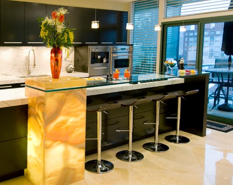 Kitchen Islands Are Great For Entertaining, But Can Feel A Little One-Sided With Family (by Kenneth Fromme)