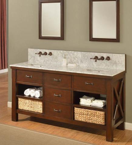 Xtraordinary Spa Premium Double Vanity From Direct Vanity