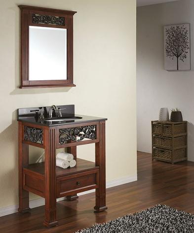 bathroom vanity from fine fixtures petite 18 inch wood white 24 all mirror sink kohler archer