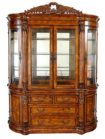 Westminster Dining Room Cabinet With Hutch From AFD