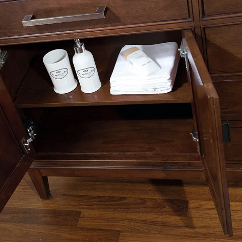 "Madison 36"" Bathroom Vanity With Soft Closing Hinges From Avanity"