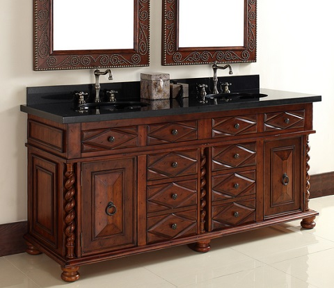 Lovely Mobile Home Bathroom Remodeling Ideas Tiny Ice Hotel Bathroom Photos Regular Gay Bath House Fort Worth Bathroom Door Design Pictures Young Cost For Bathroom Flooring FreshKitchen Bath Design Center Bedford Mediterranean Style Bathroom Vanities: A More Exotic Antique Vanity