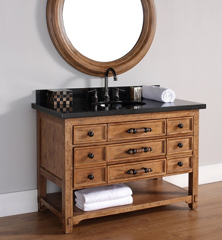James Martin Bathroom Vanity Mediterranean Style Vanities A More Exotic Antique