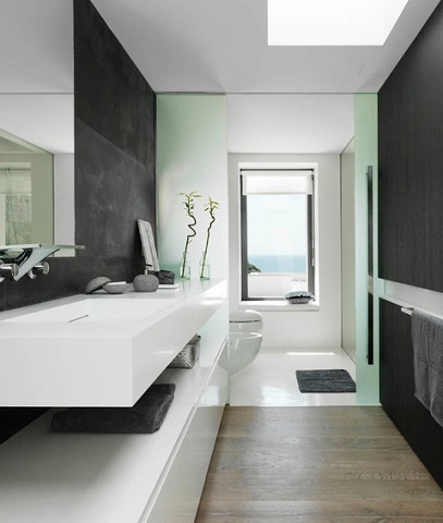 Asian Inspired Bathrooms Can Be Very Modern While Still Retaining That  Natural Elegance And Simplicity, Part 64