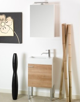 20.7 Bathroom Vanity Iotti LA2 from Lola Collection