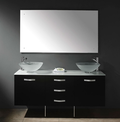 fd93cfb7555 Herbeau Empire Sink u0026 Metal Washstand traditional-bathroom. ConTempo 63