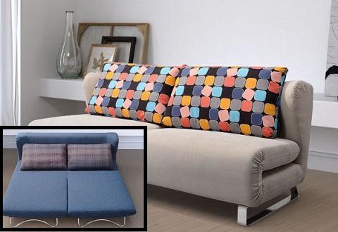 Conic Sleeper Sofa From Zuo Modern 900607
