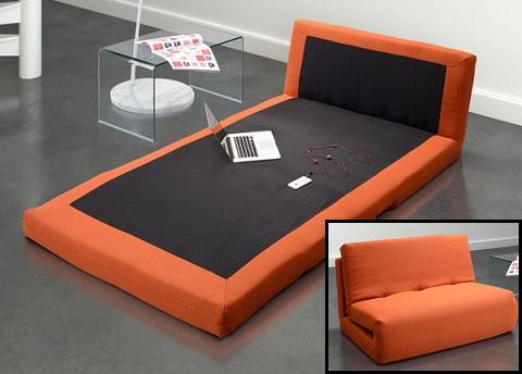 Polygon Sleeper Chair From Zuo Modern 900602