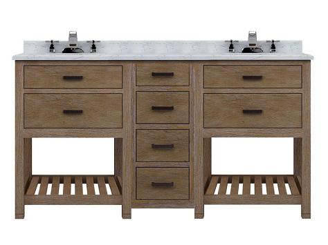 Bathroom Vanity With Drawers modular textured wood bathroom vanity sets from sagehill designs