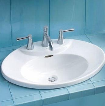 Pacifica LT909.8 Drop In Sink From Toto