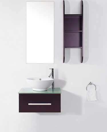"Primo 24"" Bathroom Vanity UM-3079-G-ES From Virtu USA"