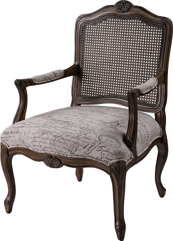 Marianne Arm Chair 6071398 from Bailey Street by Sterling Lighting