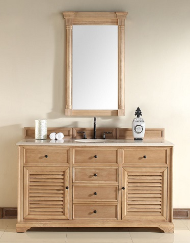 Bathroom Vanity Unfinished unfinished solid wood bathroom vanities from james martin furniture