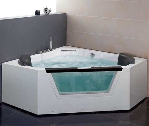 Ariel Platinum AM156JDTSZ Whirlpool Bathtub