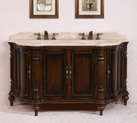 Solid Wood Bathroom Vanities From Legion Furniture NEW Collections – Real Wood Bathroom Vanities