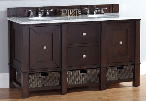 Building A Better Master Bathroom Vanity: The Madison Collection ...