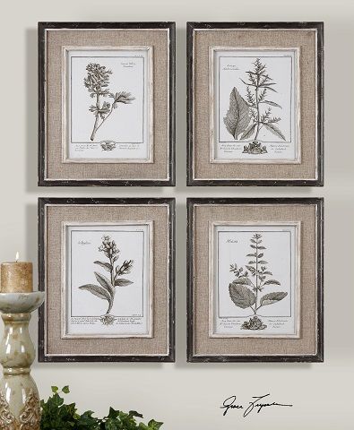 Casual Gray Study 32510 from Uttermost
