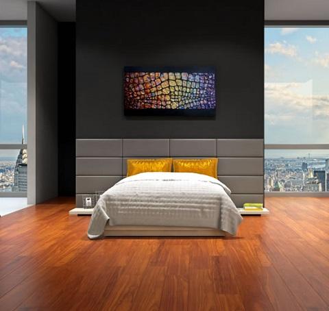 American Cherry Laminate Wood Flooring 8213N from Ferma