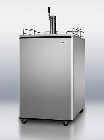 Summit SBC500SSST Kegerator Beer Dispenser