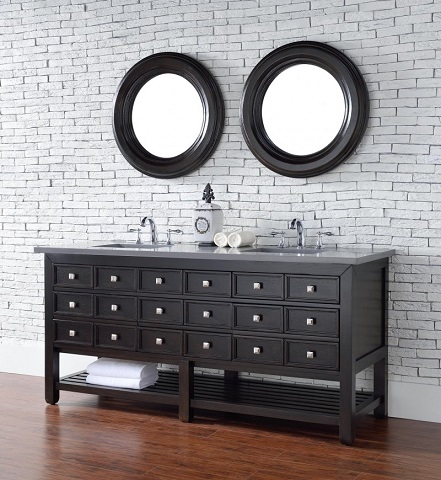 """Vancouver 72"""" Single Bathroom Vanity with Drawers 505-v72-ceo from James Martin Furniture"""