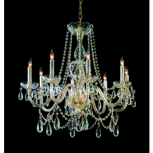 Crystal Chandelier from Crystorama