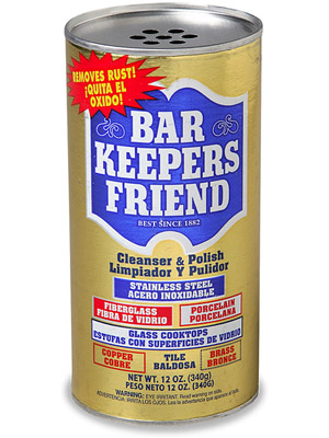 Bar Keeper's Friend
