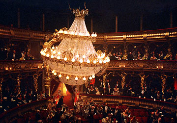 Swarovski Chandelier from The Phantom of the Opera (2004)