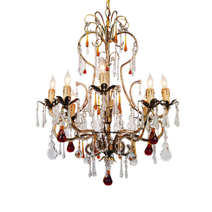Swarovski Spectra Venice Chandelier