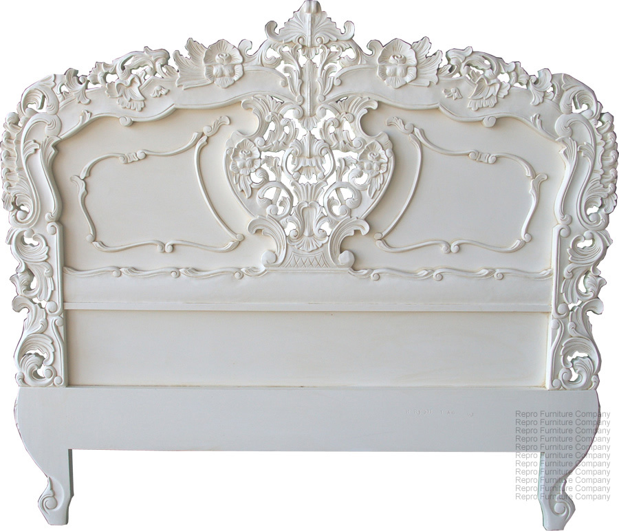 Decorative wooden appliques to turn gingerbread house into Decorative headboards for beds
