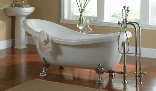 Vintage to Modern Clawfoot Bathtub Fillers