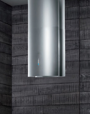 Island Range Hood - The Menhir Collection from Elica